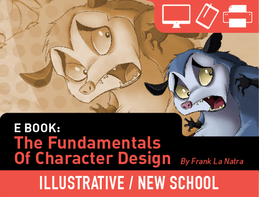 eBook: The Fundamentals of Character Design