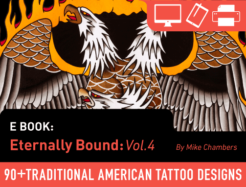 eBook: Eternally Bound V4 by Myke Chambers