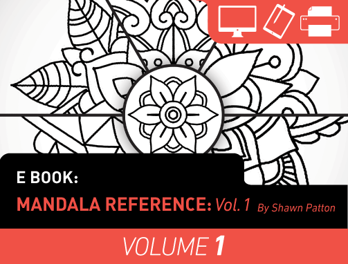 eBook: Mandala Reference V1 by Shawn Patton