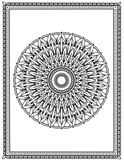 eBook: Mandalas