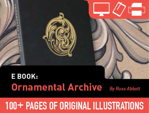 eBook: Ornamental Archive by Russ Abbott