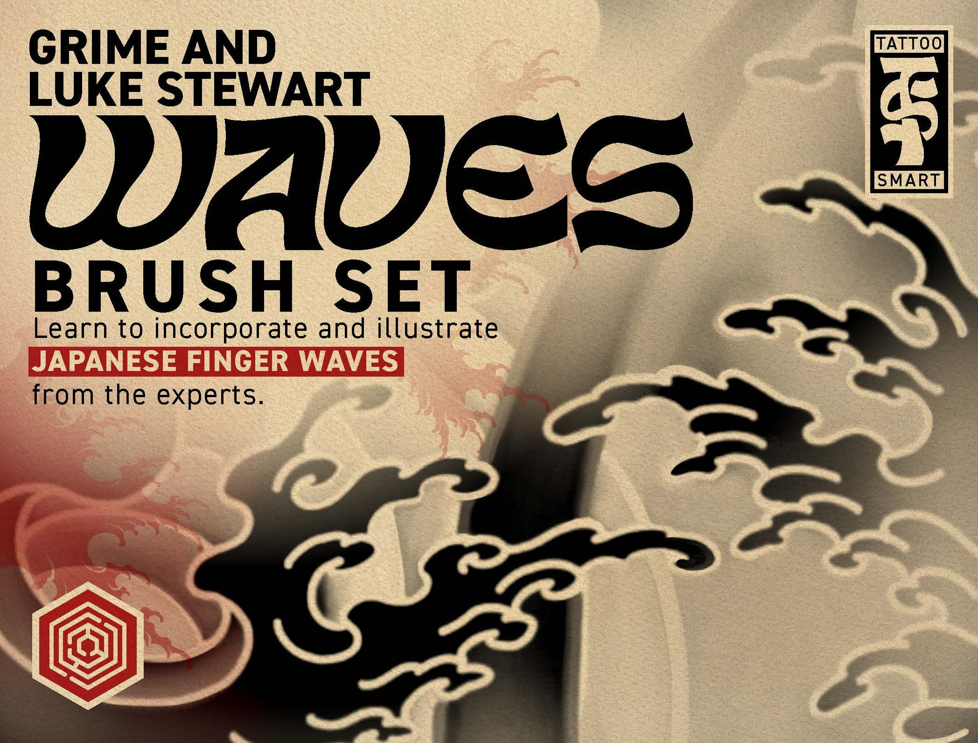 Brush Set: Waves by Grime & Luke Stewart