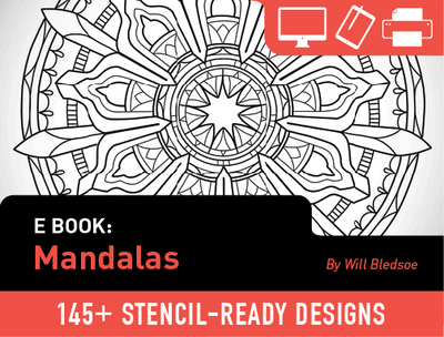 eBook: Mandalas by Will Bledsoe