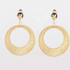 Hollow Out Statement Earrings