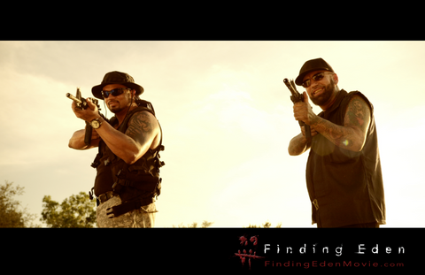 Finding Eden - Screenshot Poster (Donner's Henchmen)