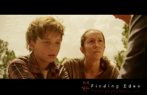 Finding Eden - Screenshot Poster (Sam)