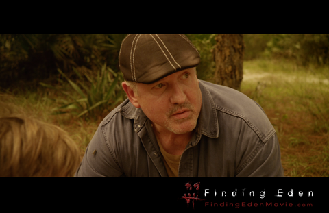 Finding Eden - Screenshot Poster (John)