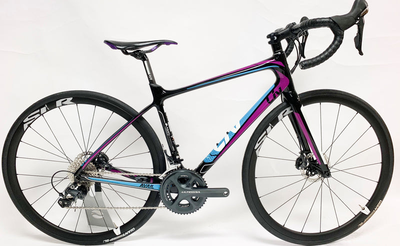 Liv Avail Adv Pro Ultegra Disc, SM  Purple/Aqua