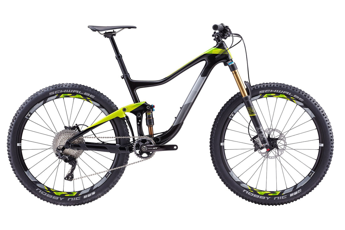 2017 Trance Advanced 1 Trail Bicycle