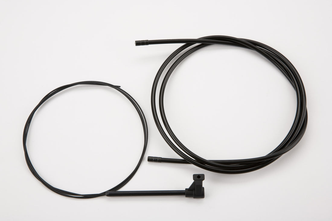 Brompton 2 Speed Cable Set For Modification