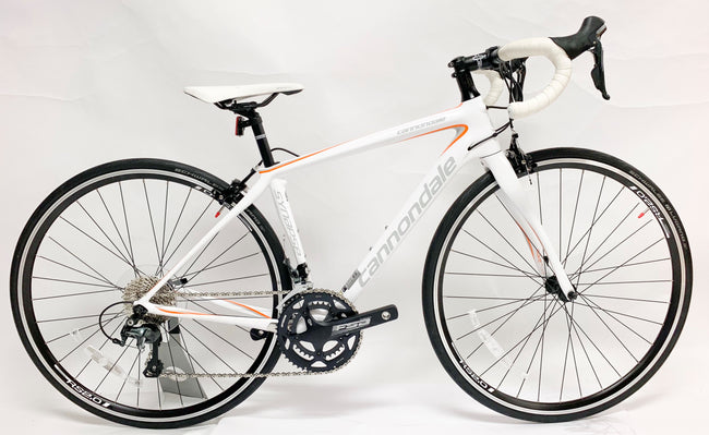 Cannondale Women's Carbon Synapse 48 Tiagra White