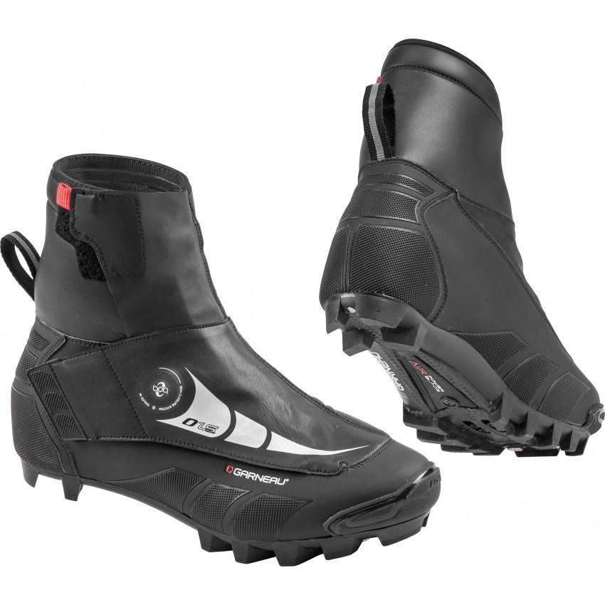 Louis Garneau 0 degree LS-100 Cycling Shoes Black 44