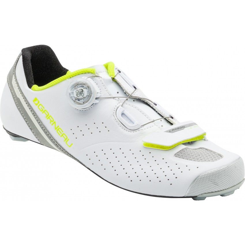 Carbon LS-100 II Cycling Shoes Women 36 white