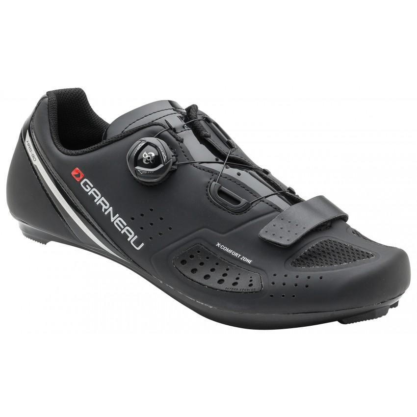 Louis Garneau Platinum II Shoes Black 47