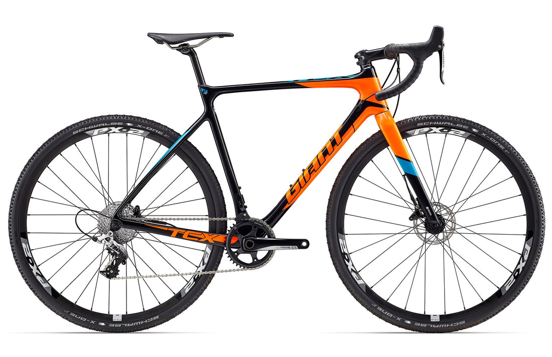 2017 TCX Advanced Pro 2 Cyclocross Bicycle