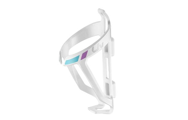 LIV Proway Bottle Cage White / Purple