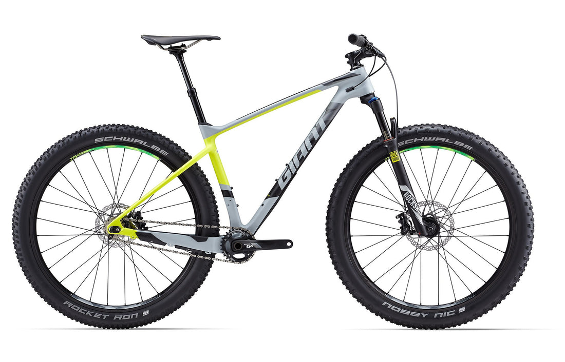 2017 XTC Advanced 27.5+ SS XC Bicycle