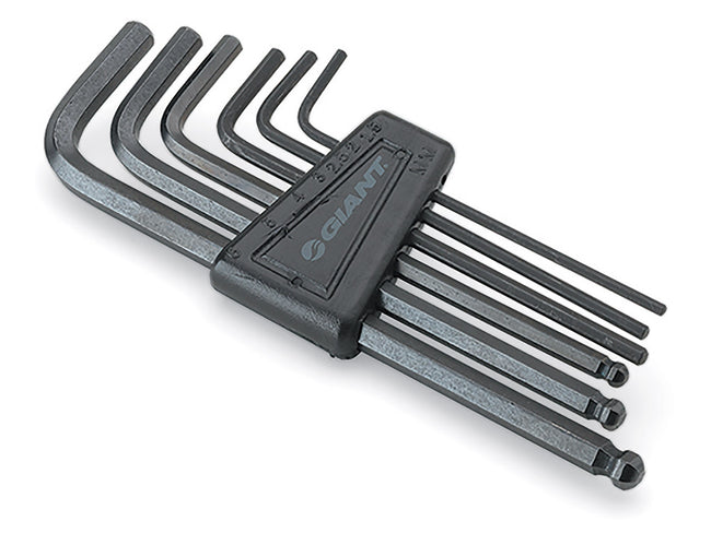 Giant Ball-End Hex Wrench Set