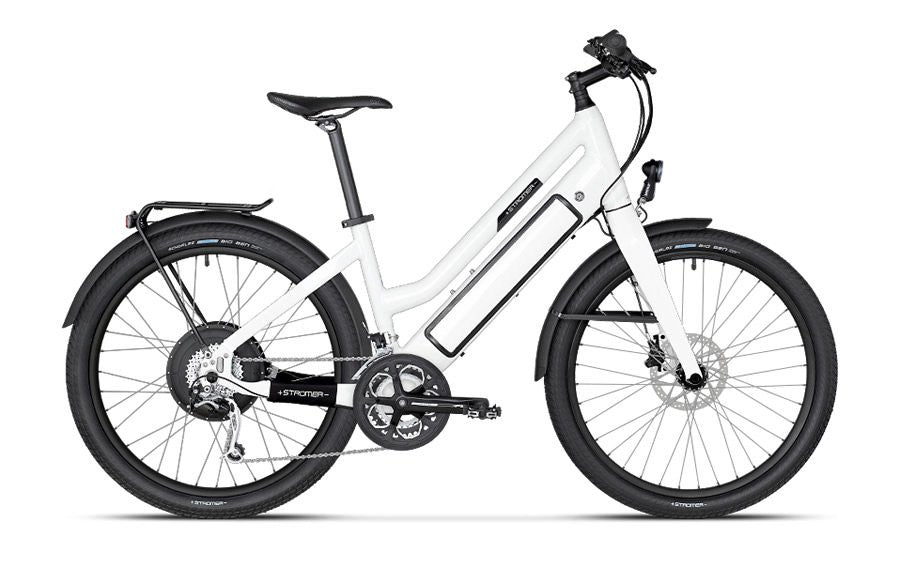 Stromer ST1 Platinum Comfort Electric Bike