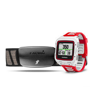 Forerunner 920XT HRM-Run,  White/Red