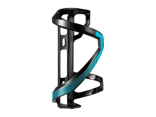 GIANT AirWay Sport Water Bottle Cage Black / Blue