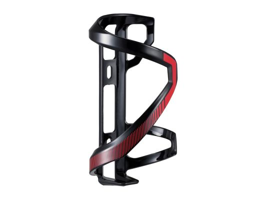 GIANT AirWay Sport Water Bottle Cage Black / Red