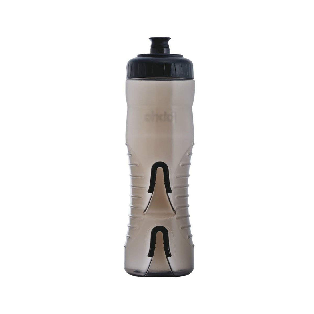 FABRIC Cageless Water Bottle Black 750ml