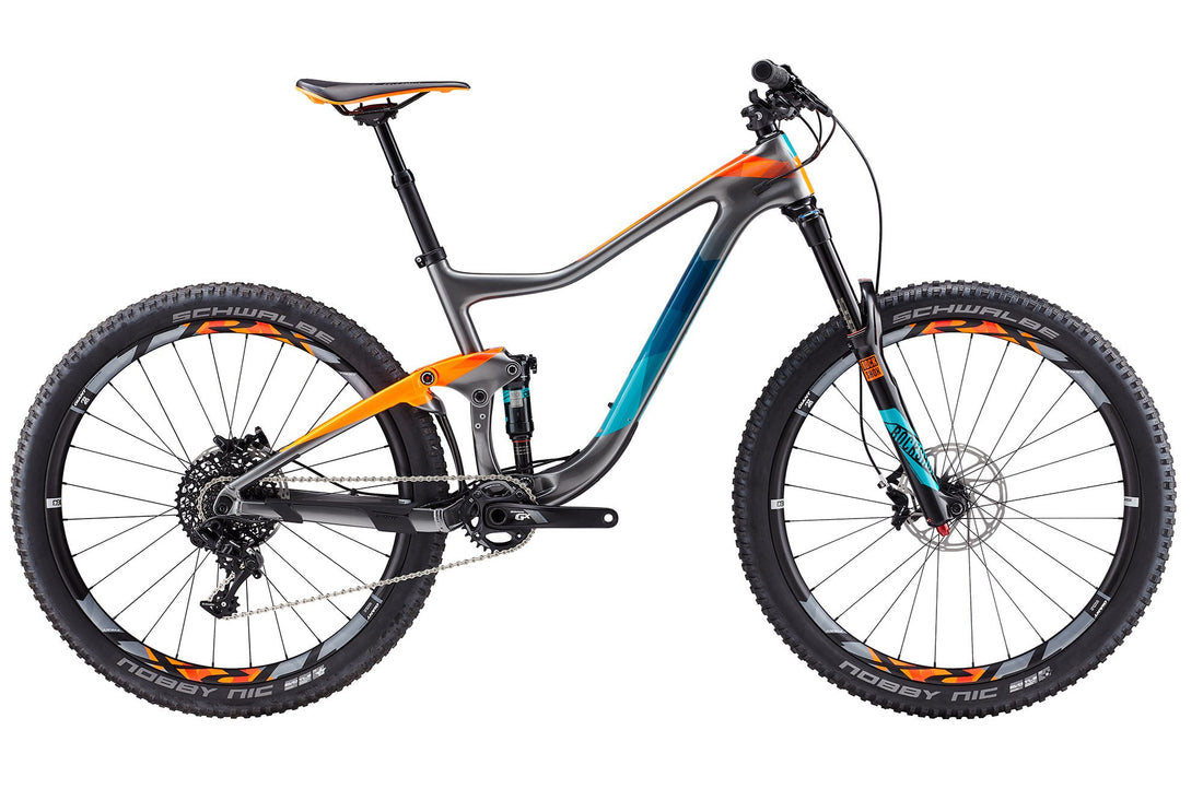2017 Trance Advanced 2 Trail Bicycle