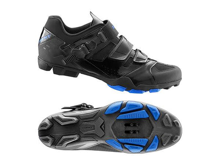 GIANT EU46 Blk Transmit Mountain Shoe