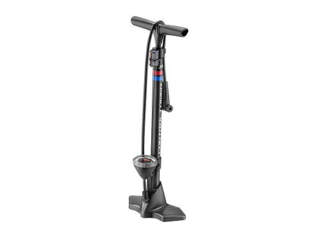 GNT Control Tower 3 Floor Pump Black