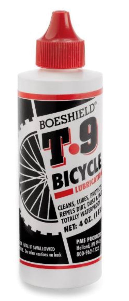 BoeShield T9 Lube 4oz Squeeze Bottle