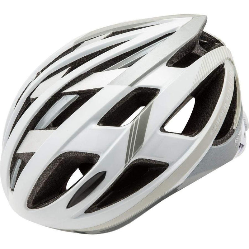 CANNONDALE CAAD HELMET White/Silver  Small/Medium