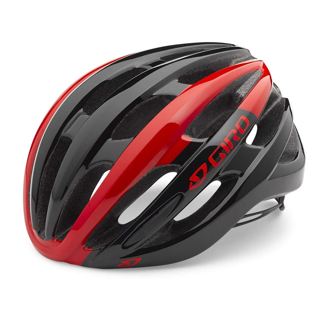 GIRO FORAY BRIGHT RED/BLK M 16 US