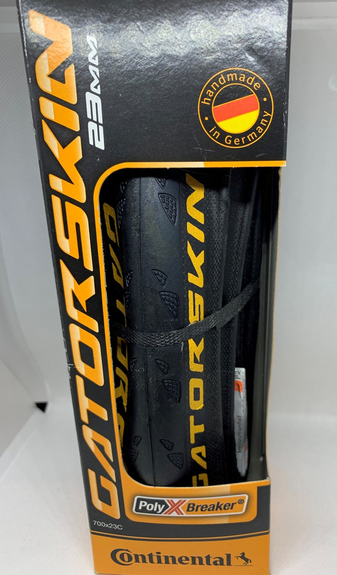 Continental Gatorskin 700x23c Tire Folding