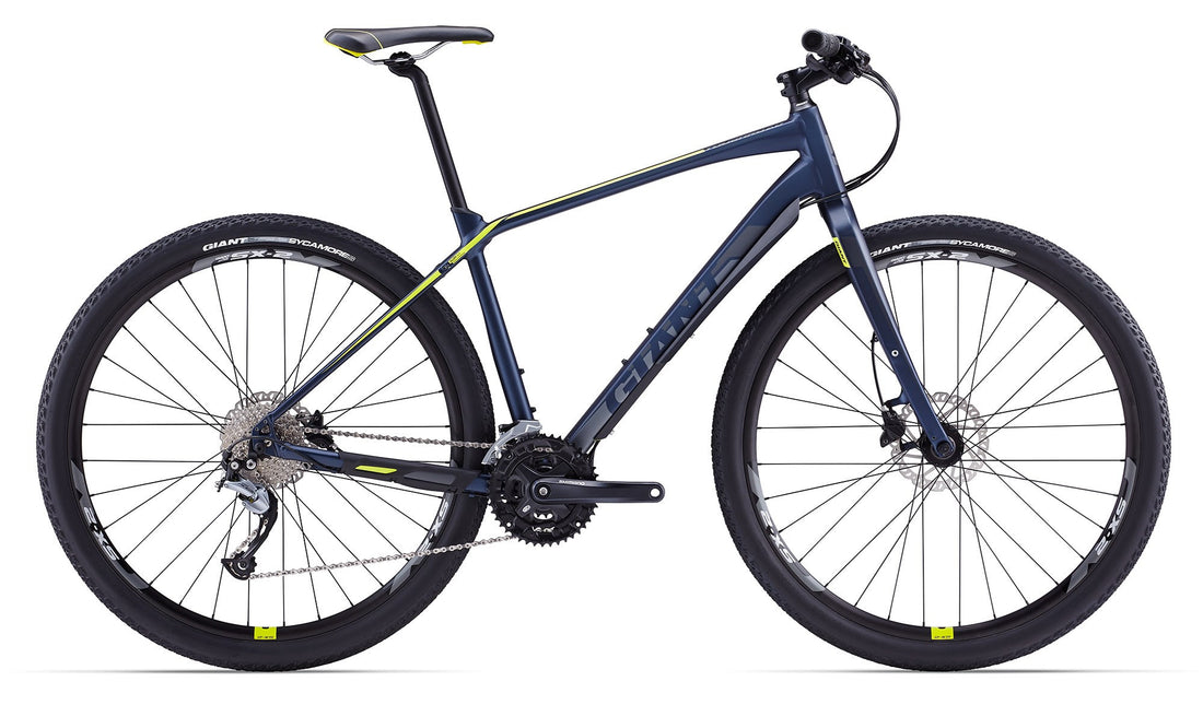2017 ToughRoad SLR 2 Adventure Bicycle