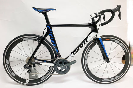 Giant Propel Adv 0 M/L Di2 Ultegra Black White