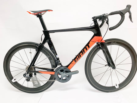 Giant Propel Adv Pro 0 ML Di2 Ultegra Black/Orange