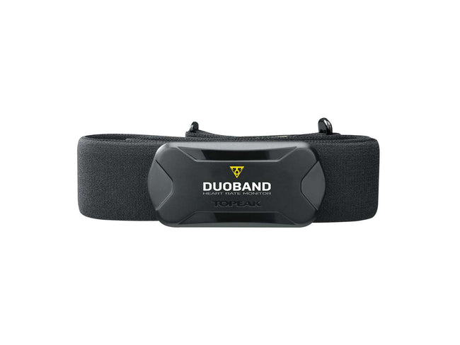 Topeak DuoBand Heart Rate Monitor with Chest Strap set
