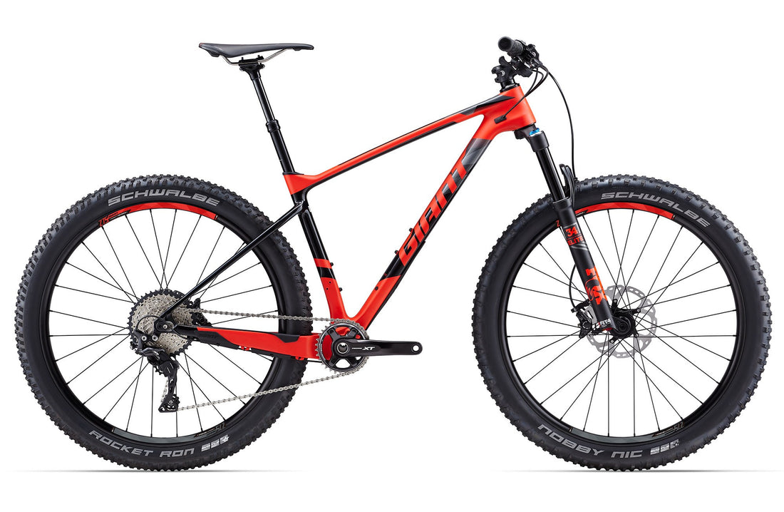 2017 XTC Advanced 27.5+ 1 XC Bicycle