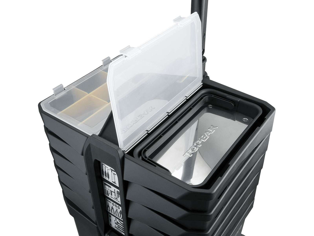 Topeak Magnetic Tool Tray for top layer of PrepStation