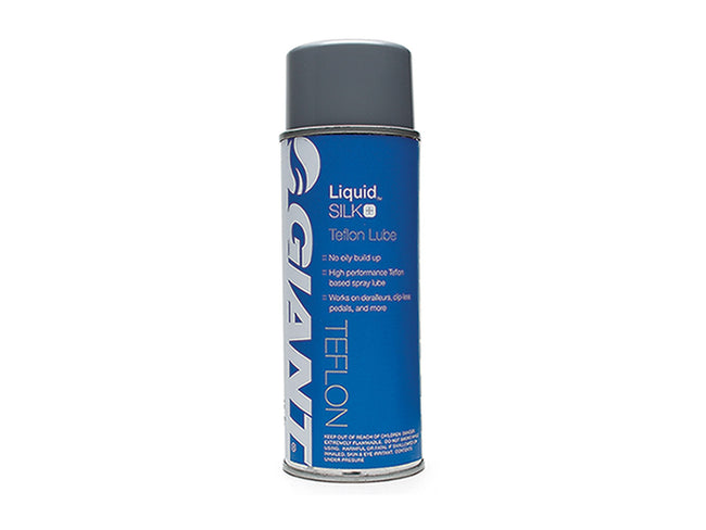 Giant Liquid Silk+ PTFE Lube 10.5oz Aerosol
