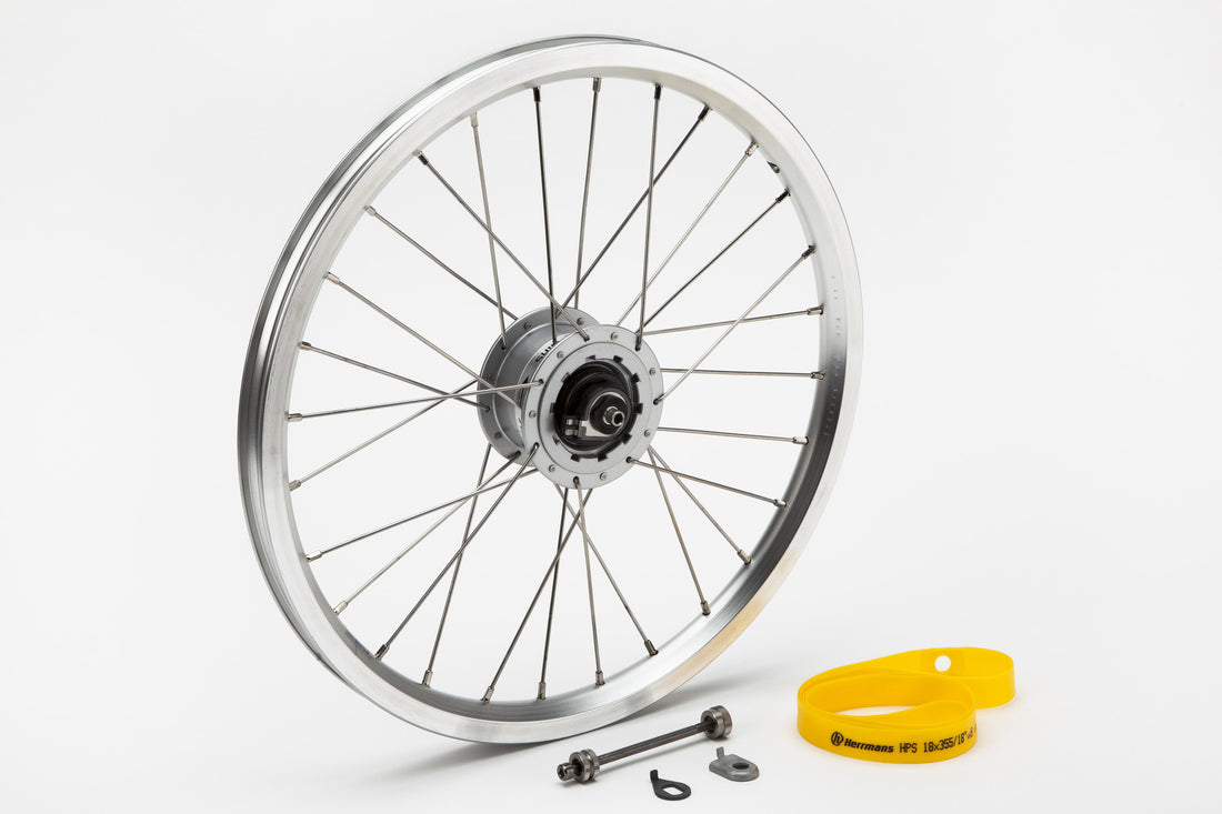 Brompton Dynamo Wheels Only