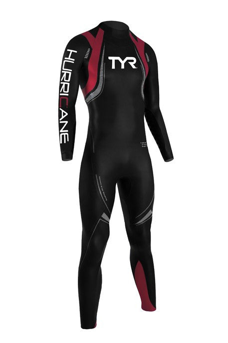 TYR Men's Hurricane Wetsuit Category 5