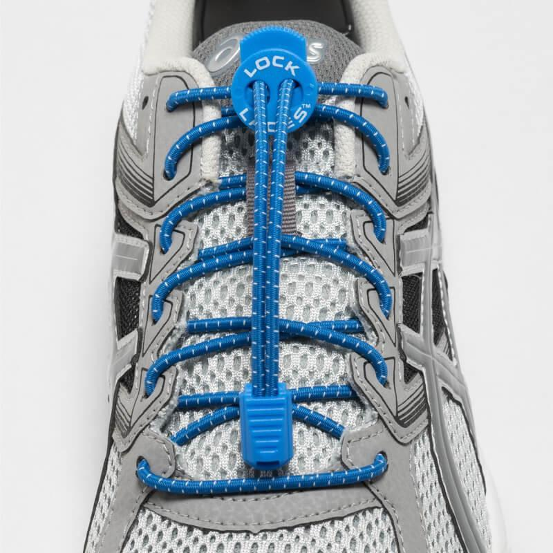 Lock Laces: One Size Fits All, Blue