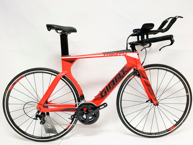 Giant Trinity Advanced SM 2018 Neon Red/Black/White