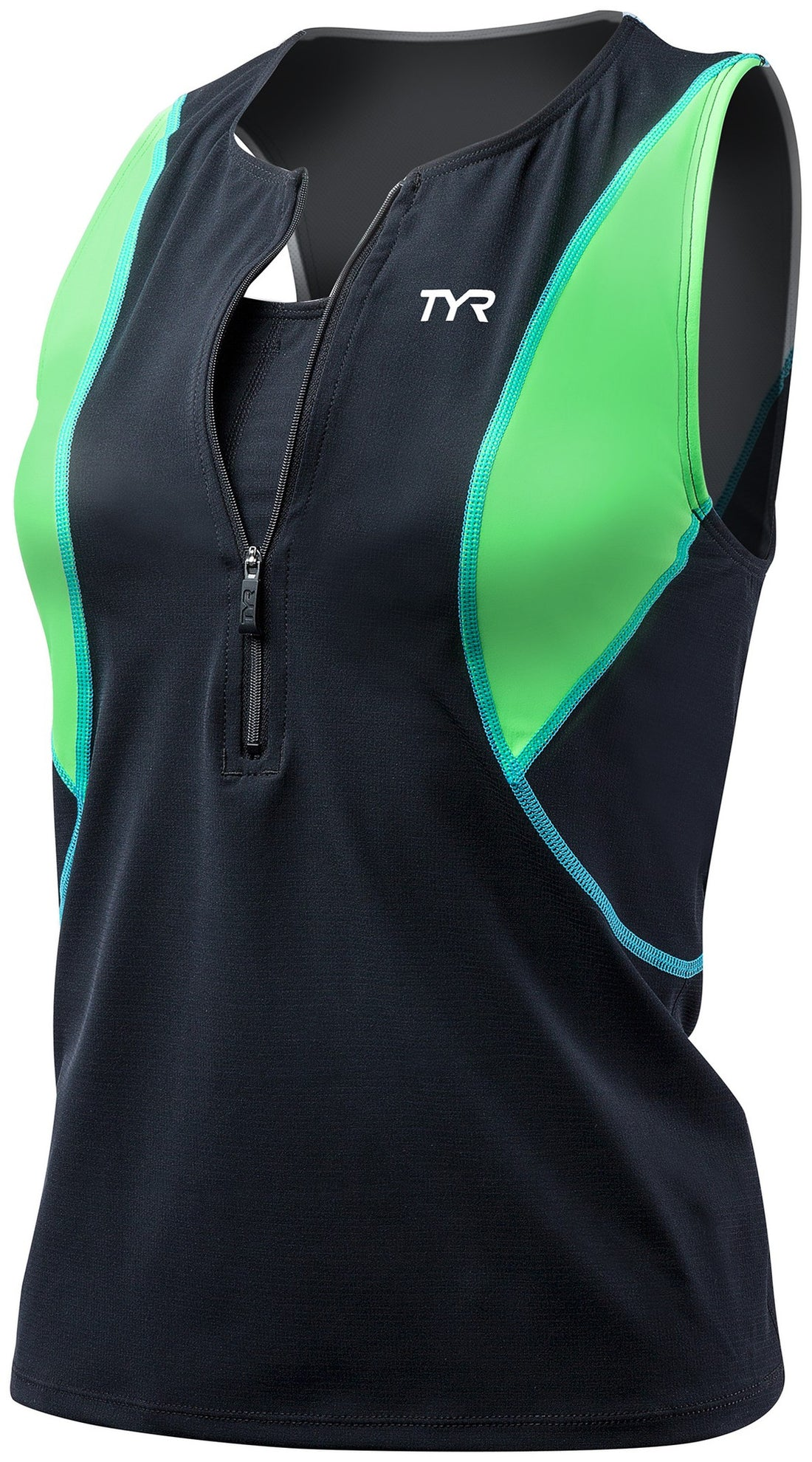 TYR Womens Competitor Loose Singlet w/Bra