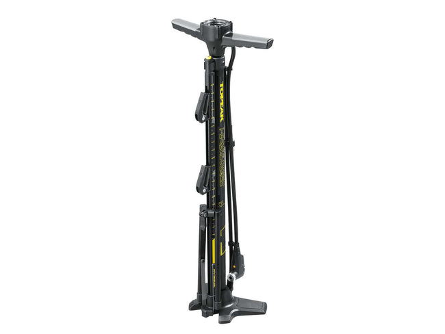 Topeak Transformer XX floor pump with stand