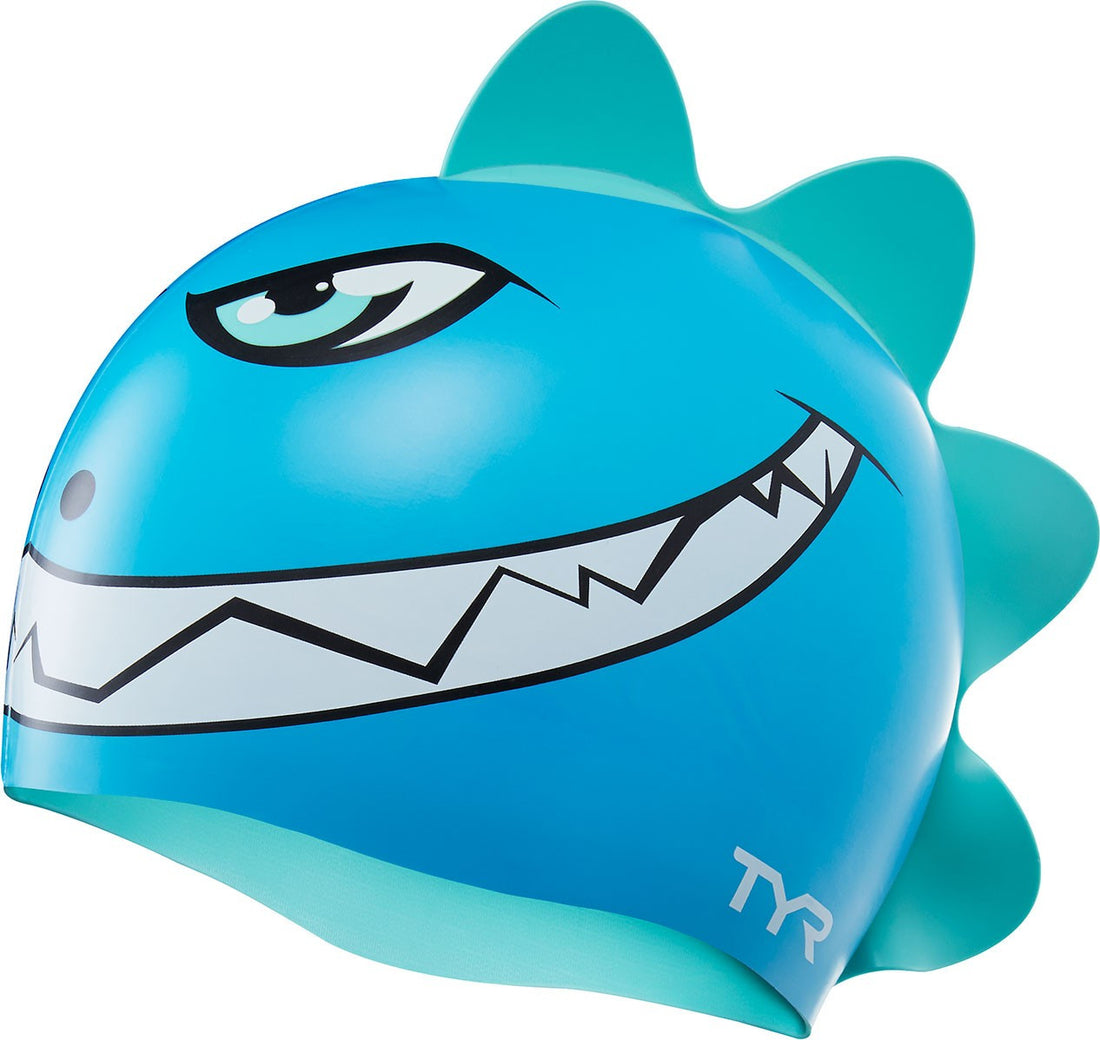 TYR Kids' CharacTYR Dino Destroyer Cap