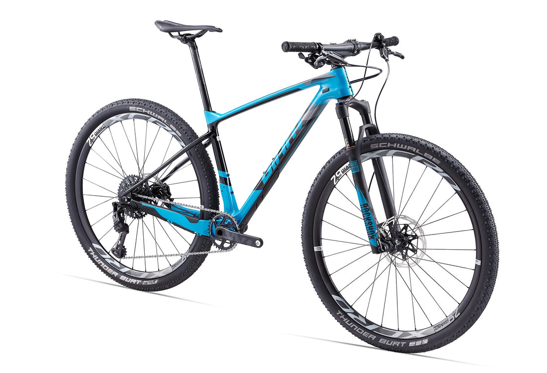 2017 XTC Advanced 29 0 XC Bicycle