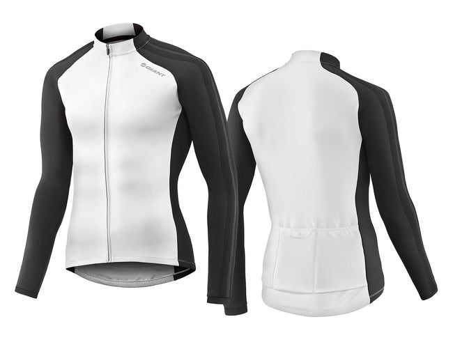 Giant Tour Thermal Long Sleeve Jersey